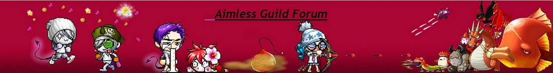 Aimless Guild Forum