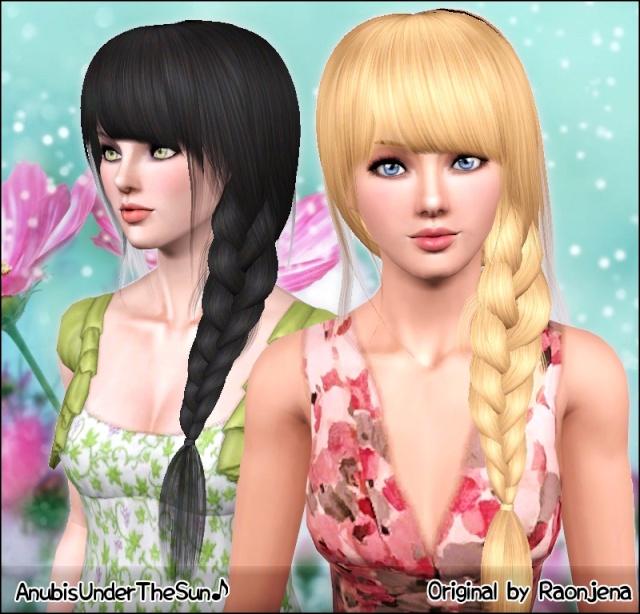 Souvent Les sims 3 coiffures – Votre nouveau blog élégant à la coupe de  BM25