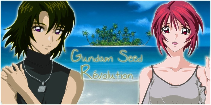Gundam Seed Révolution