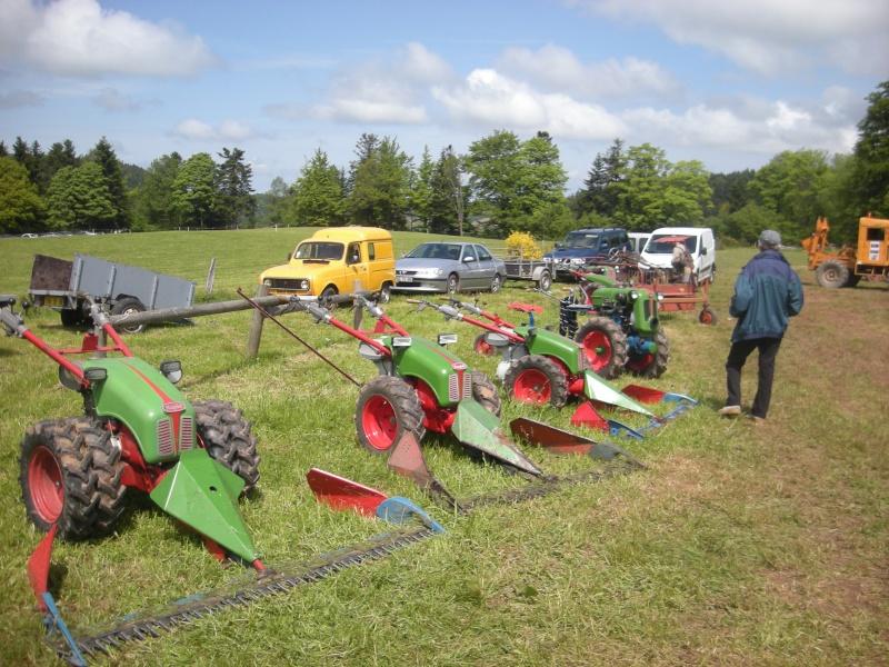 Fete du vieux materiel agricole dans les vosges 88 girmont val d 39 ajol - Salon du materiel agricole ...