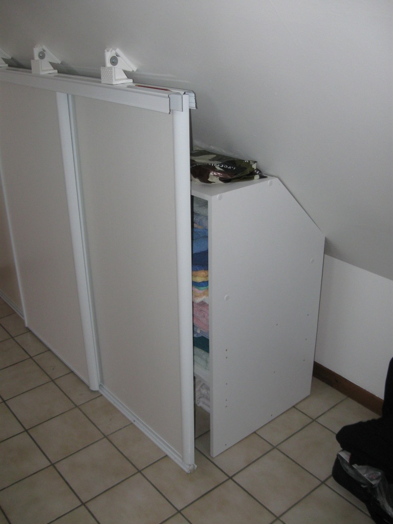 Idee amenagement porte coulissantes sur comble 17 besancon - Idee amenagement comble ...