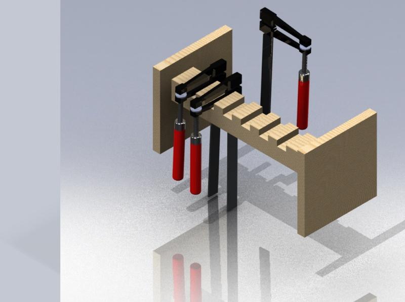 serre joint. Black Bedroom Furniture Sets. Home Design Ideas