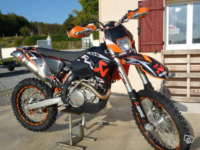 avis sur ktm 450 exc de 2010 et sherco de 2011. Black Bedroom Furniture Sets. Home Design Ideas