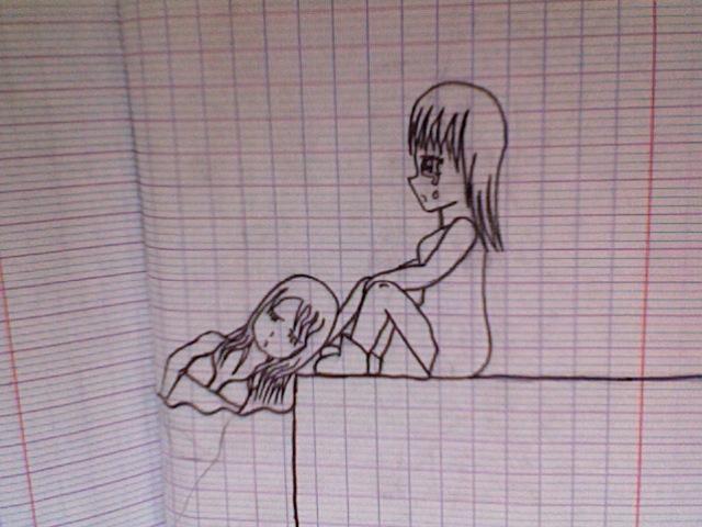 Mes dessins page 2 - Dessins triste ...