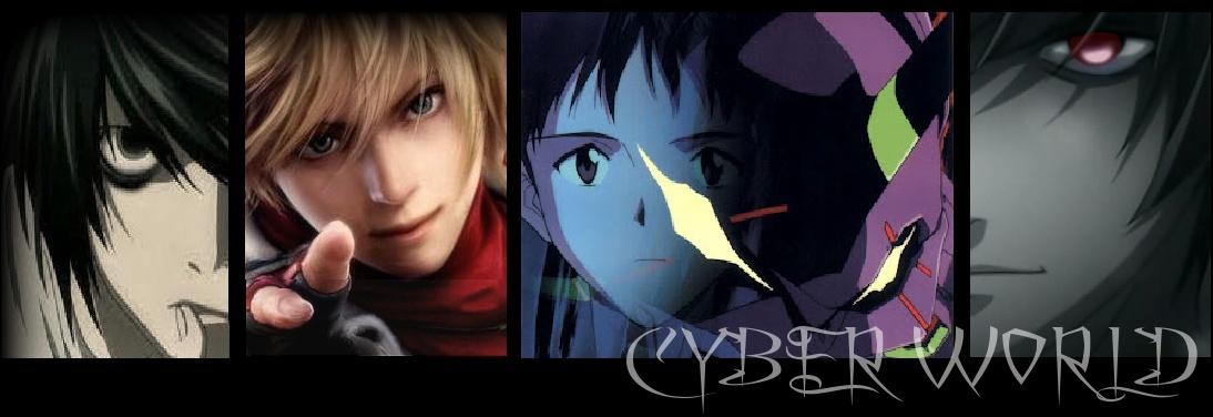 Foro: anime y videojuegos  cyber world