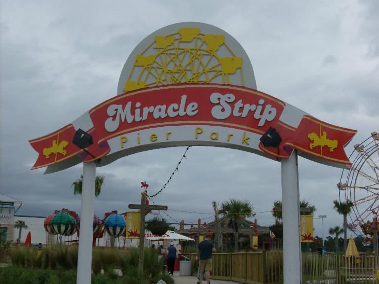 Miracle strip at pier park Nude Photos 29