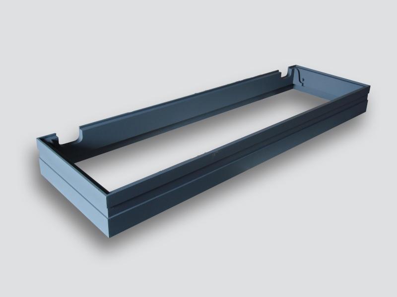 fabrication d 39 une rampe d 39 clairage. Black Bedroom Furniture Sets. Home Design Ideas