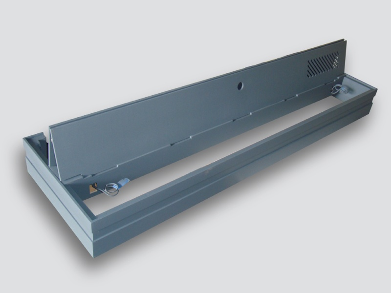 Fabrication d 39 une rampe d 39 clairage for Rampe eclairage cuisine