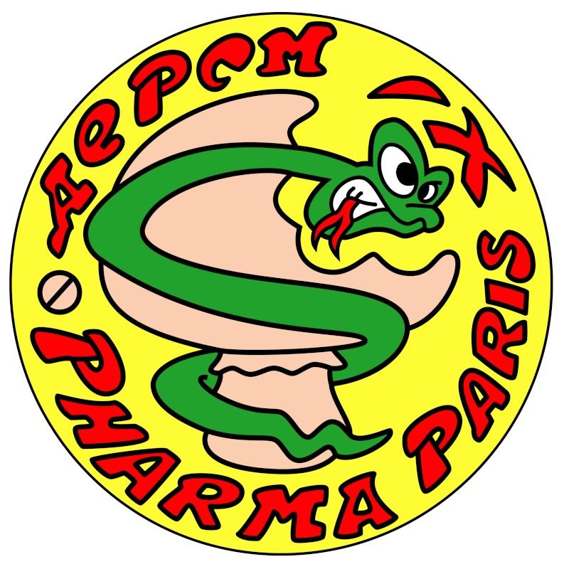 Logo Rugby Pharma Chatenay Rugby Club - RPPS