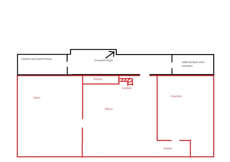 Aide amenagement combles - Plan d amenagement de combles ...