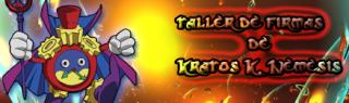 Taller de Firmas de Kratos