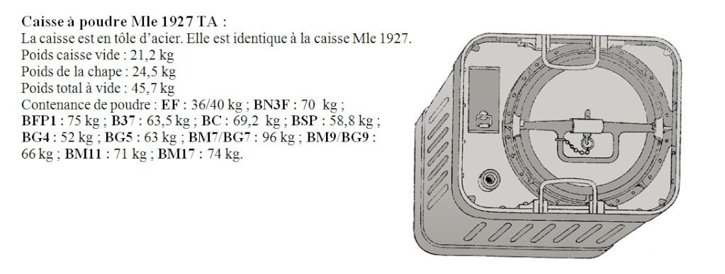 Poudre explosive en barettes utilis e en 1940 for Container en francais