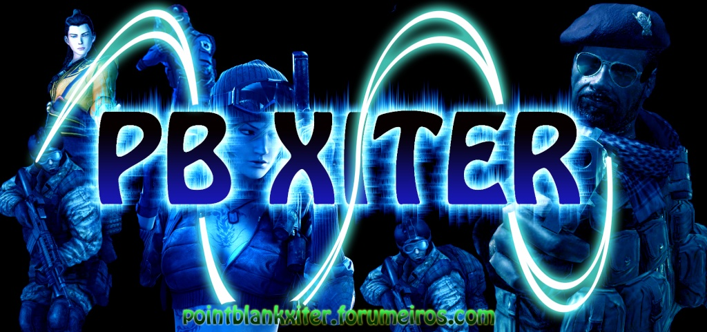 Point Blank Xiter