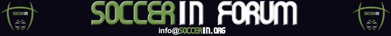 SoccerIN Forum