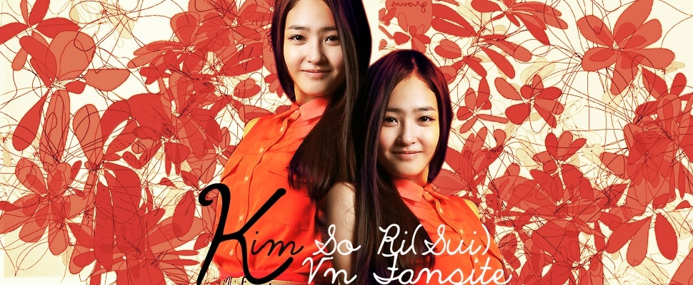 Kim So RI 1st Vietnamese Fansite