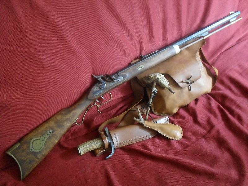 fusil hawken cal 45