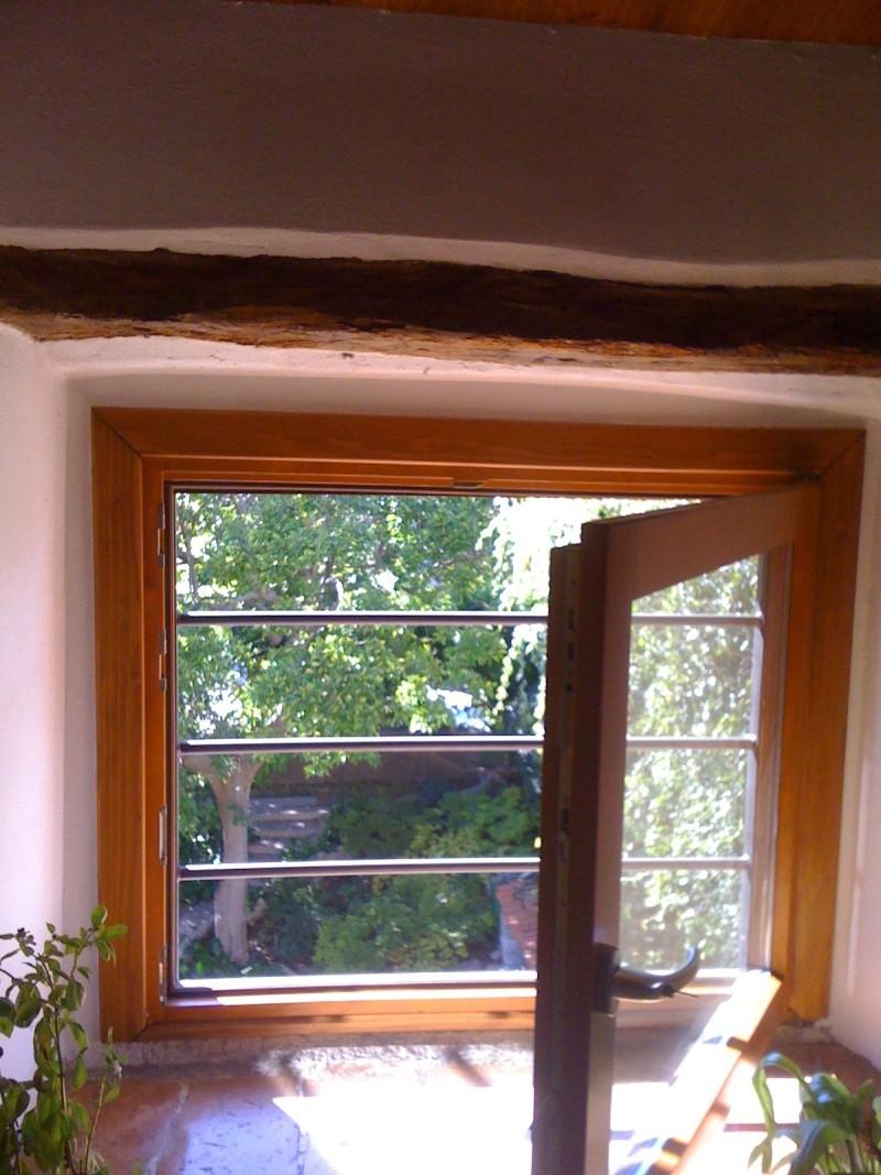 Finestra bocca di lupo elegant tectake coperture griglia - Bocca di lupo finestra ...