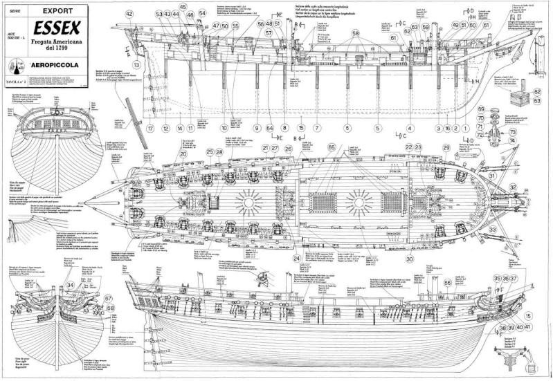 Aeropiccola disegni la cura dello yacht for Piani di idee per la costruzione di ponti