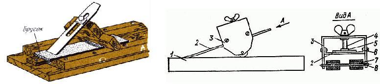 Как сделать своими руками приспособление для заточки сверл
