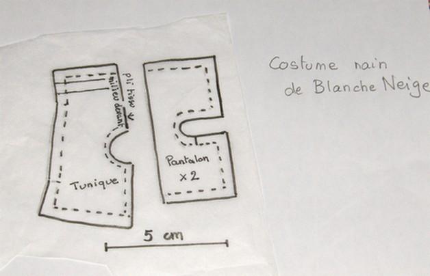 Patron couture bonnet des 7 nains for Maison des 7 nains