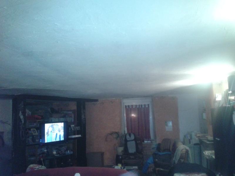 cr ation d 39 une mezzanine isolation provisoire. Black Bedroom Furniture Sets. Home Design Ideas