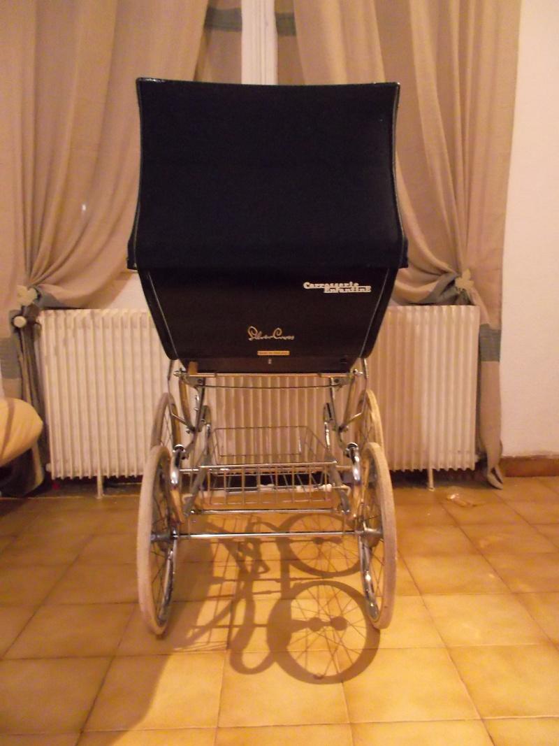 landau kensington de chez silver cross. Black Bedroom Furniture Sets. Home Design Ideas