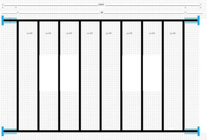 Logiciel pour faire un plan de grille en fer forg - Logiciel simple pour faire des plans ...