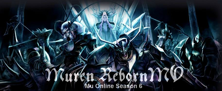 Welcome to Muren Reborn Powered By: Sir Marco Pogi