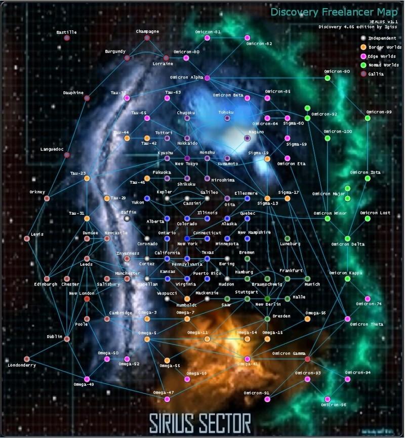 firefly solar system map - photo #36