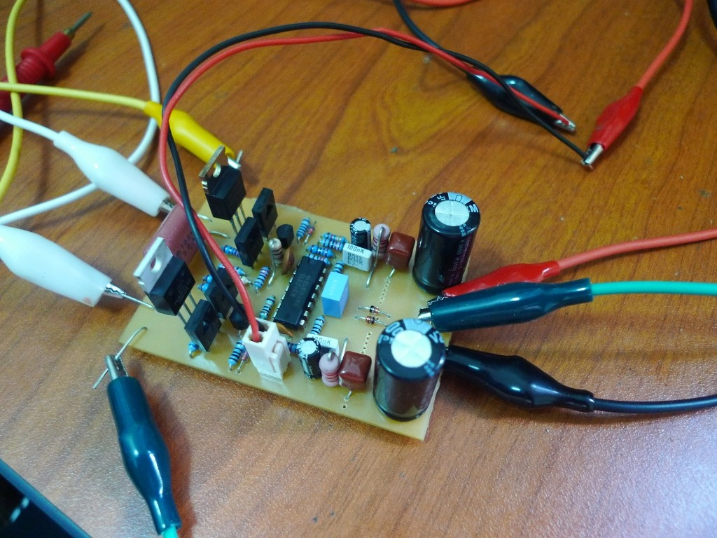 Class D 200 Wrms With 2 Mosfet Cheap Archive Diysmps Amplifier Circuit Electronic Circuits And Diagram