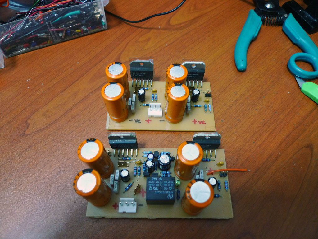 2 Kwts Discreet Class D Need Help Archive Page Diysmps Circuit Desolator Simple Analog Comparator Using Lm311
