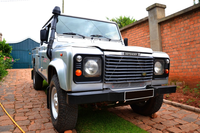 a vendre land rover defender g4 edition td5 130. Black Bedroom Furniture Sets. Home Design Ideas