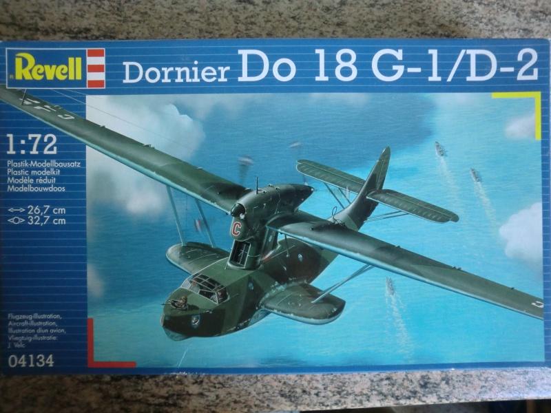 Dornier Do 18 Revell Matchbox In 1 72 Eliminator