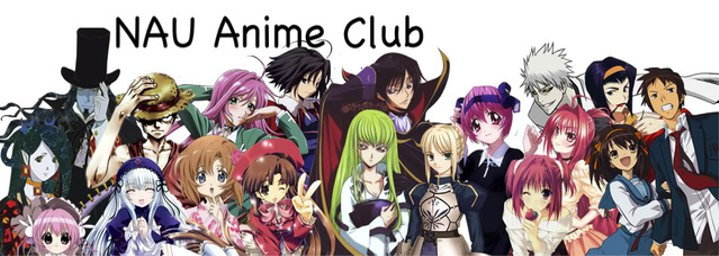 NAU Anime Club Forums