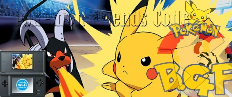 Pokemon Battle Global Friendship