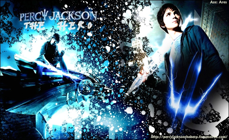 Percy Jackson The Hero