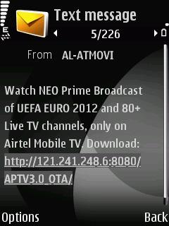 artile live tv