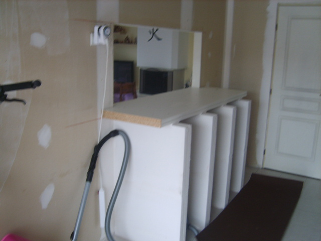 fabriquer meuble aquarium siporex. Black Bedroom Furniture Sets. Home Design Ideas