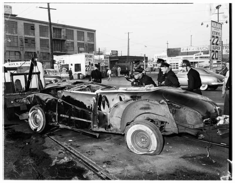 Car accident montgomery clift car accident 1957 for Holmes motor in montgomery al