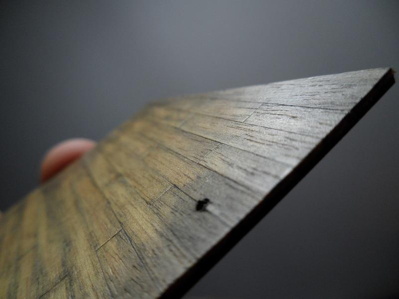 Consigli sul verniciare il legno pagina 2 for Verniciare il legno