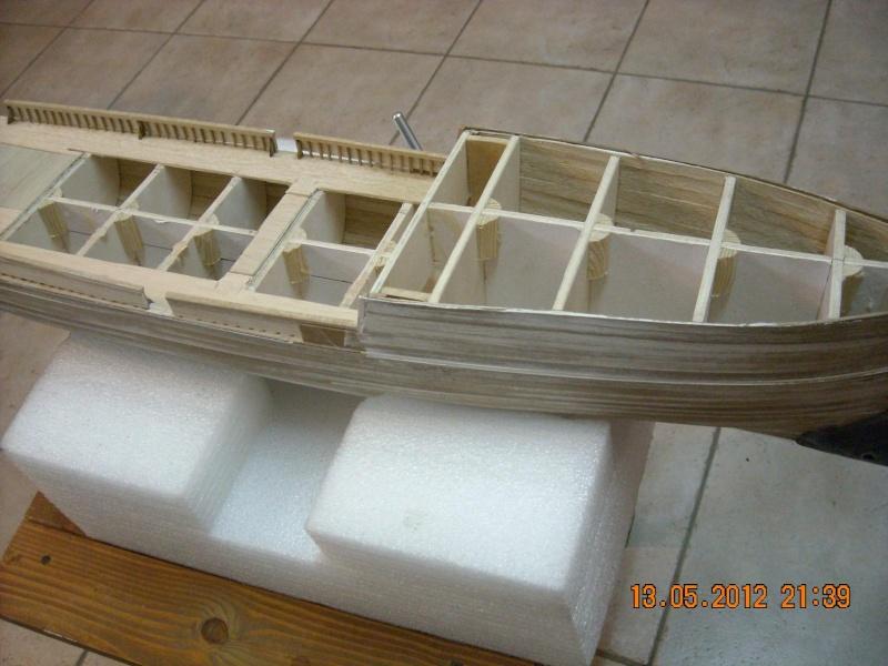 La calypso di cousteau autocostruita su piani museo della for Piani di costruzione di magazzino