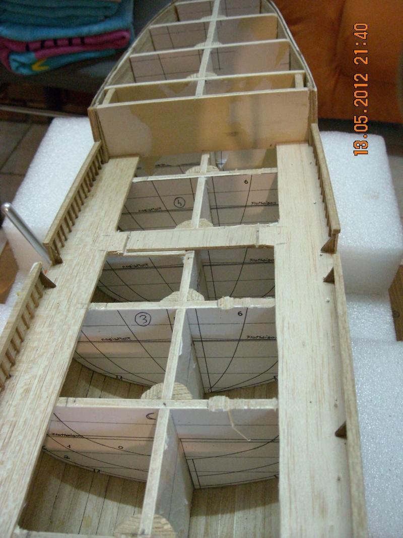 La calypso di cousteau autocostruita su piani museo della for Piani di costruzione della fattoria