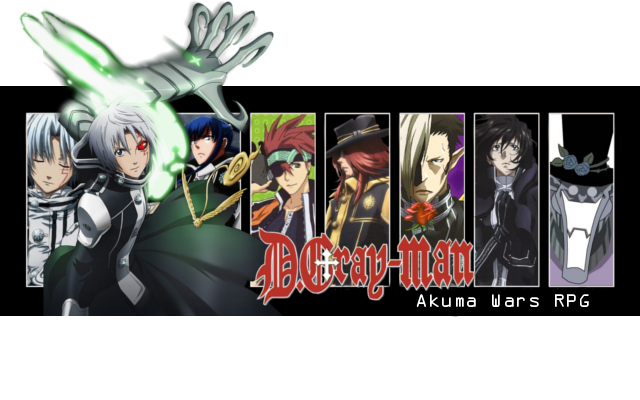 Harry Potter Forums • View topic - D. Gray Man
