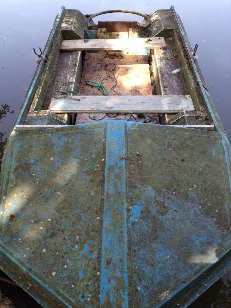 fabriquer barque de pêche
