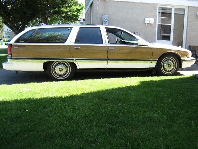 for sale 1996 buick roadmaster limited wagon. Black Bedroom Furniture Sets. Home Design Ideas