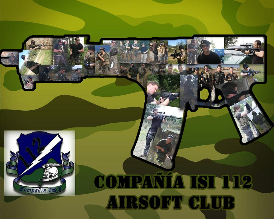 Compañia Isi 112 Airsoft