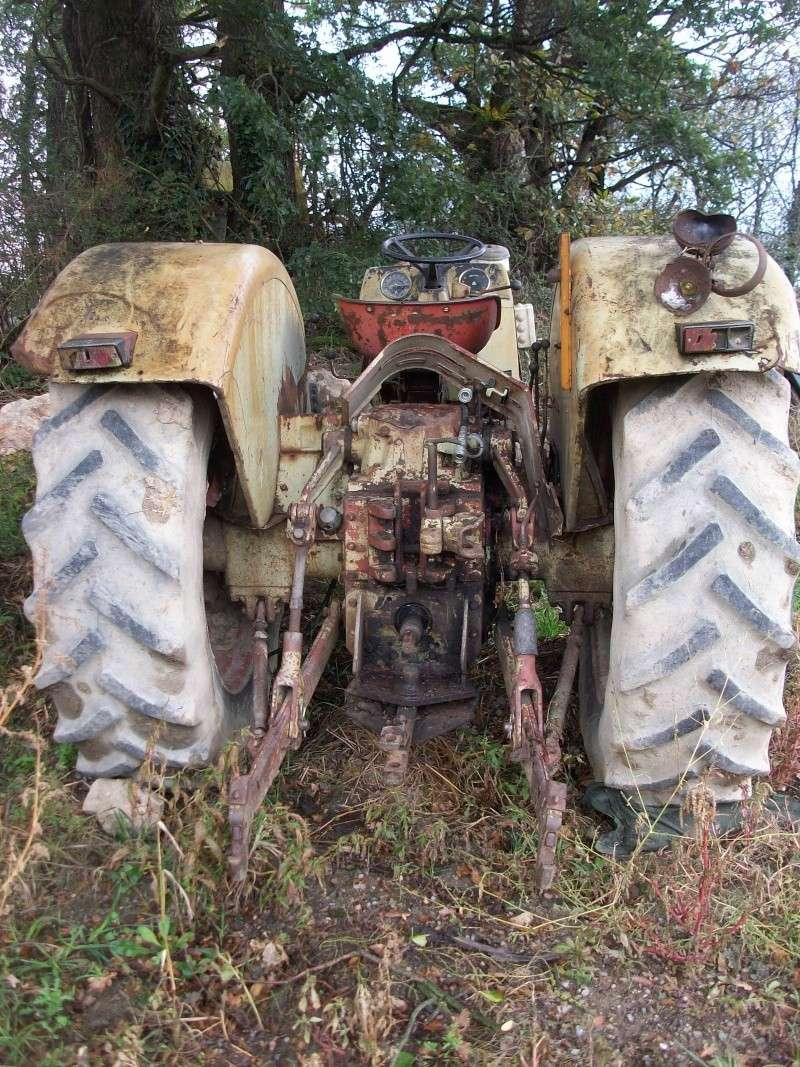 Tracteur hanomag brillant 700